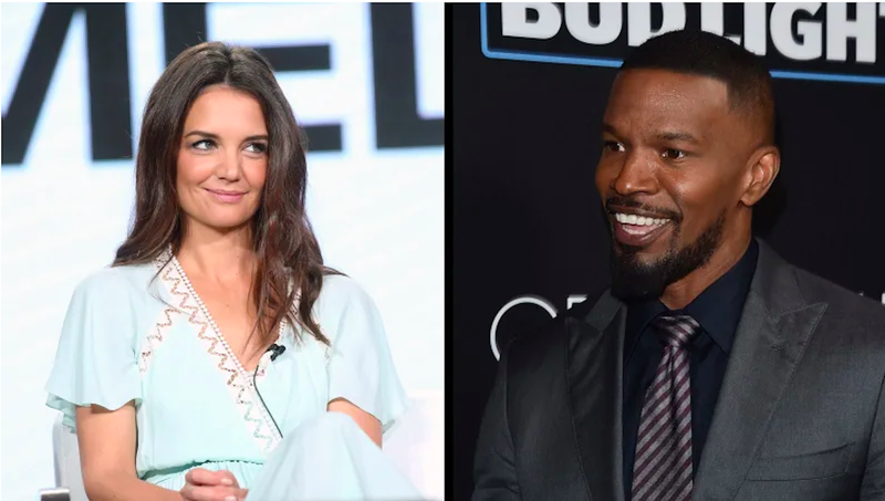 Illustration for article titled Jamie Foxx and Katie Holmes Are Over and It's Probably Our Fault