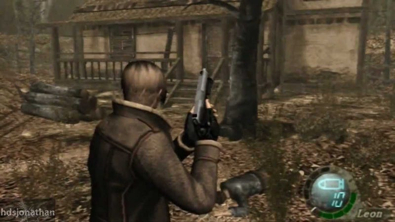 Illustration for article titled I'm Playing Resident Evil 4 For The First Time! Chapters 1 + 2, 7:30pm- 11:30pm, Central Time