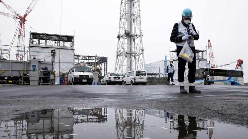 Illustration for article titled The Fukushima Cleanup Is Progressing, But at a Painstaking Pace