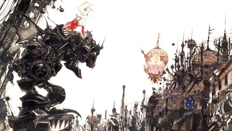Illustration for article titled Final Fantasy VI Is Coming To iOS and Android, VII Could Follow