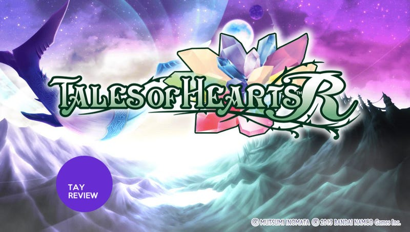 Illustration for article titled Tales of Hearts R: The TAY Review