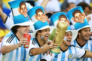 Illustration for article titled Your Argentina-Bosnia-Herzegovina Open Thread