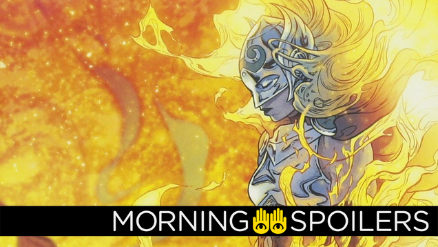 New Thor: Love and Thunder Pictures Reveal Jane Foster s Mighty Costume