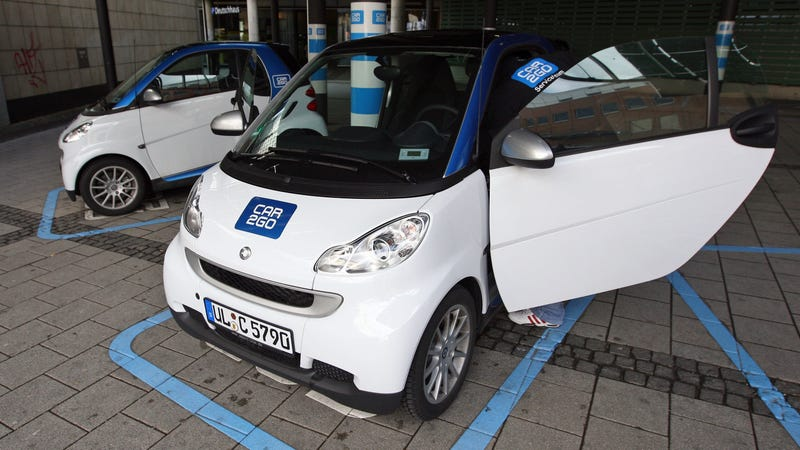 Car2Go Is Trying Not To Be A Failed Experiment
