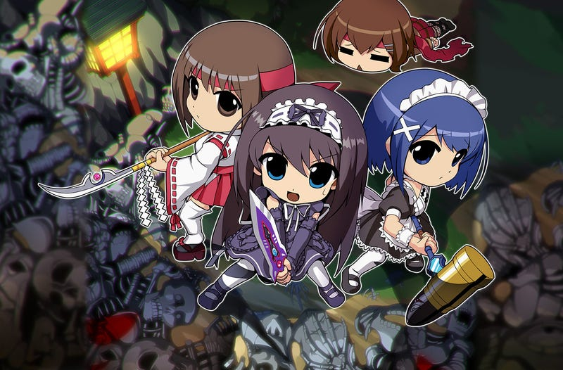 Illustration for article titled Phantom Breaker: Battle Grounds Overdrive Heading Exclusively to PS4