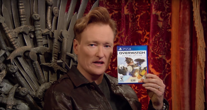"Illustration for article titled Conan's ""Clueless Gamer"" Could Get Its Own TV Show"