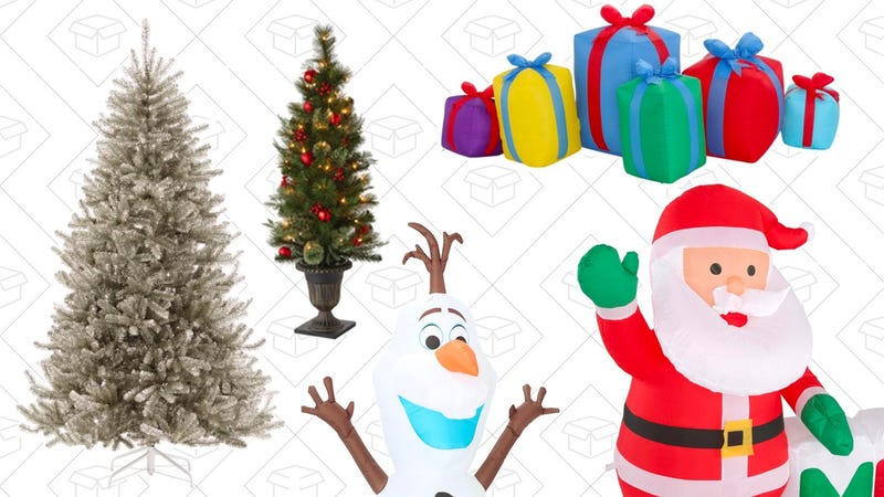 Up to 50% off Holiday Decor | Home Depot