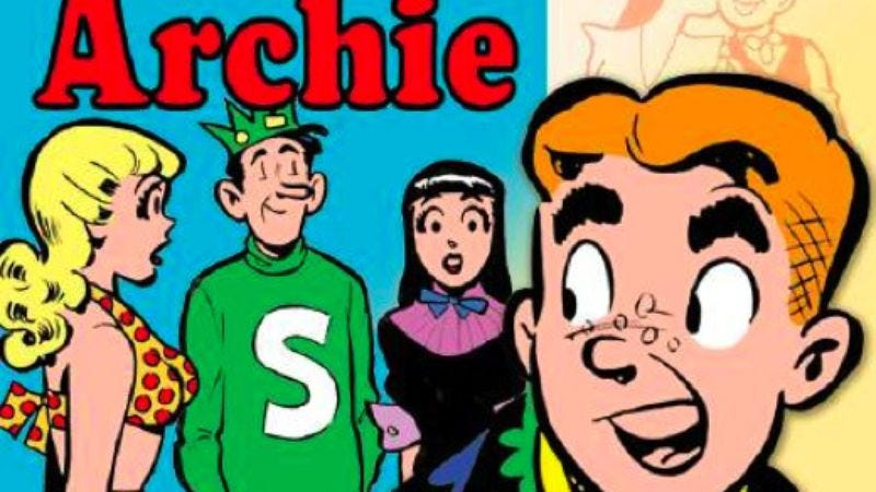 Illustration for article titled Archie gets the prestige treatment