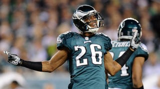 Illustration for article titled Cary Williams Is Not Happy About How Much The Eagles Are Practicing