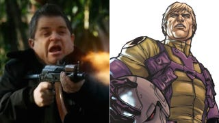Illustration for article titled Patton Oswalt Is The Newest Agent Of SHIELD On Agents Of SHIELD