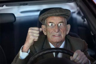 Illustration for article titled Middle Aged Man Drives, Gets Cut Off, Then Drives Angry