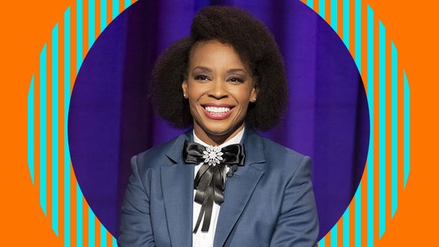 Amber Ruffin on her late-night show and why she doesn't have time for a hate-watch