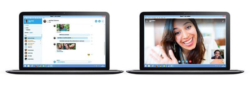 Illustration for article titled Skype da el salto al navegador