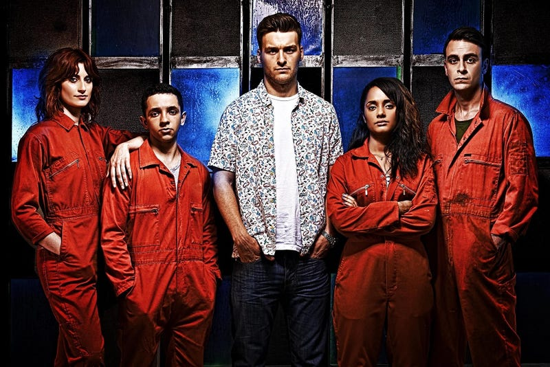 Illustration for article titled Misfits will be canceled after Series 5
