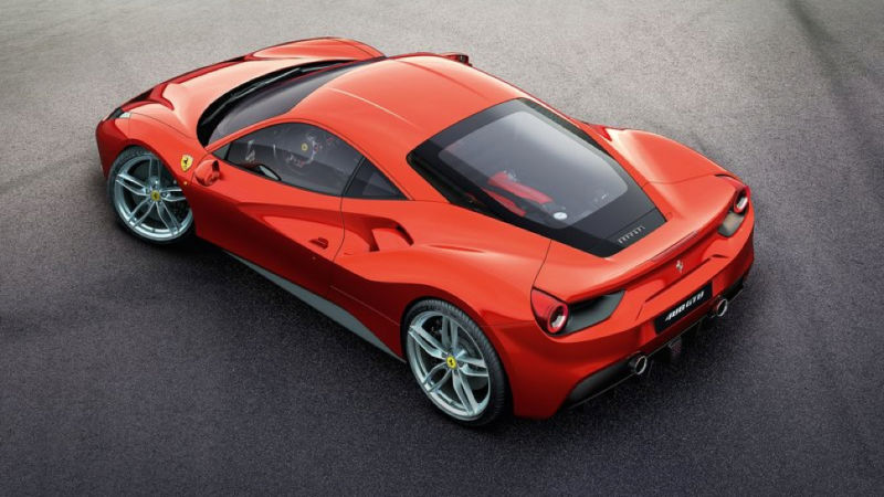 Illustration for article titled Ferrari Is Recalling Some 488s Over Possible Failure From Worn Out Brakes