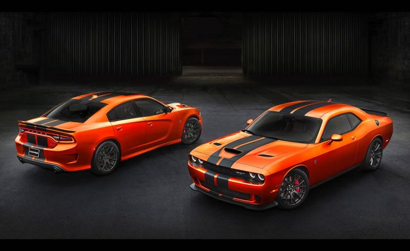 Illustration for article titled How Can Dodge Keep the Challenger and Charger Interesting Until 2020?