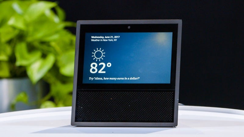 Illustration for article titled Today's best deals: Echo Show, Hillbilly Elegy, and more