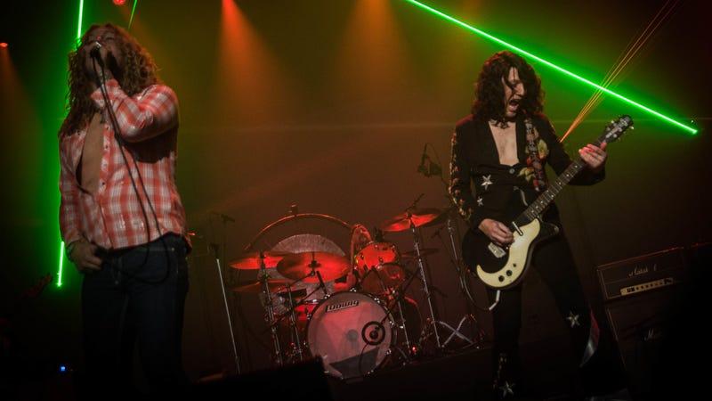 Led Zeppelin 2 (Photo: Alex Mason)