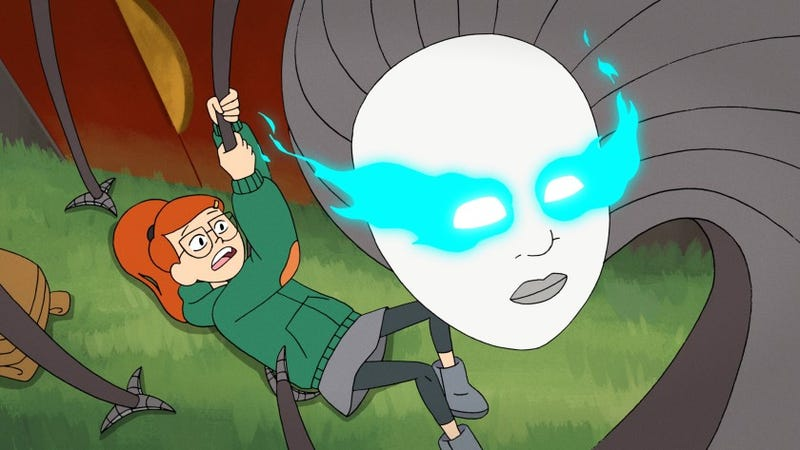 All Aboard!—io9 Discusses Infinity Train