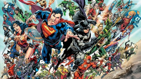 Geoff Johns reckons with his DC Comics legacy in Doomsday
