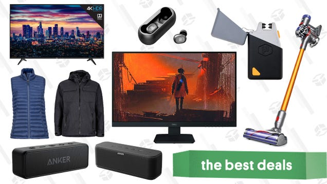 Tuesday s Best Deals: Dyson Vacuum, Marmot, Anime, Anker Speakers, and More