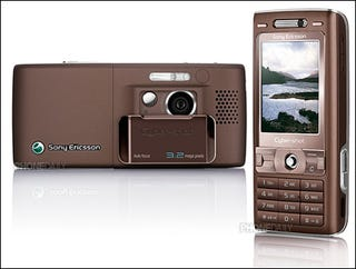 Illustration for article titled Sony Ericsson K800i iSync Plugin