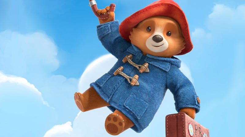 Here's what Paddington will look like when he comes to Nickelodeon.
