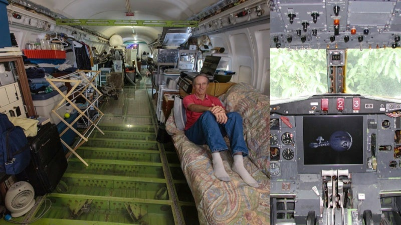 18hh60xjpst2djpg Guest House Made Out Of A Plane on a house as a plane, house built into a plane, han formed into a plane, home made air plane, house made of hay,