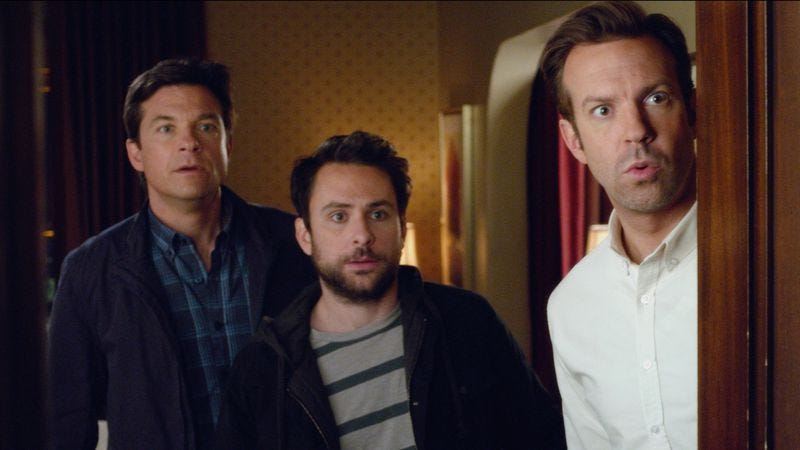 Illustration for article titled Horrible Bosses 2 is less fun to watch than it probably was to make