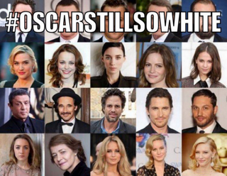 The 2016 Academy Awards acting nomineesTwitter