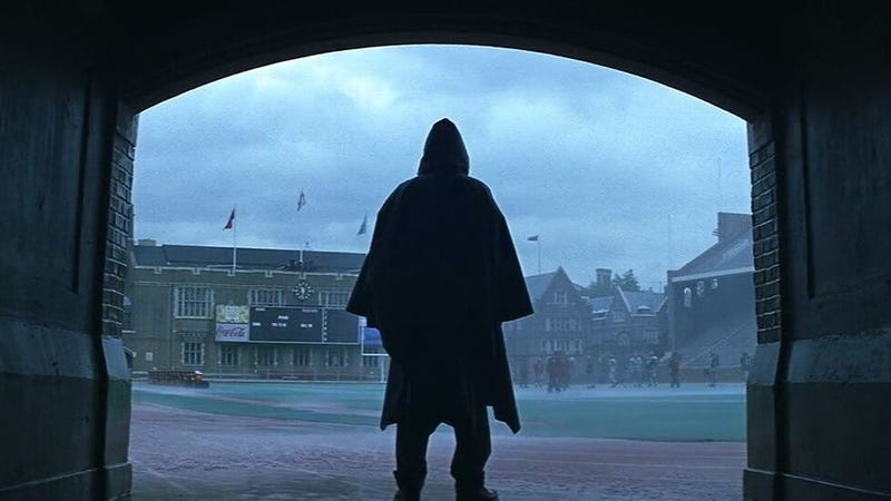 Here's a story about Unbreakable, which Disney didn't want you to know was a comic book film.