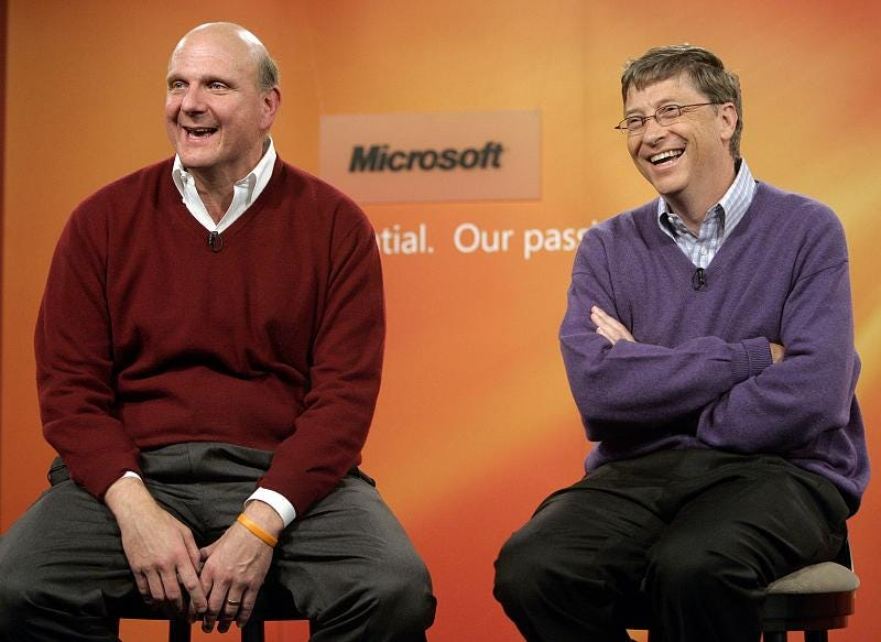 Bill Gates Outfit