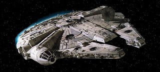 Illustration for article titled How Sound Engineers Made the Millennium Falcon's Most Iconic Noise