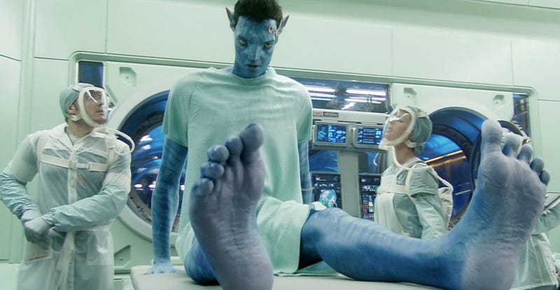 Illustration for article titled The First Avatar Trailer Is Big, Blue, Hyperreal Bliss