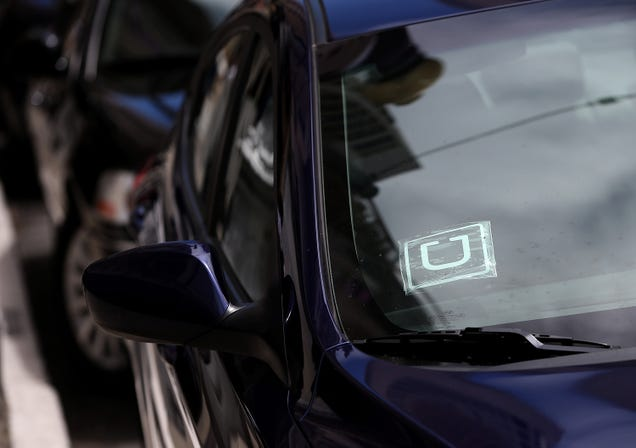 Uber Seeks to Crush Souls of Greater Pool of Gig Workers