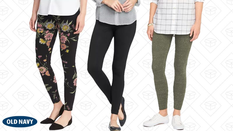 Select leggings | $5 | Old Navy