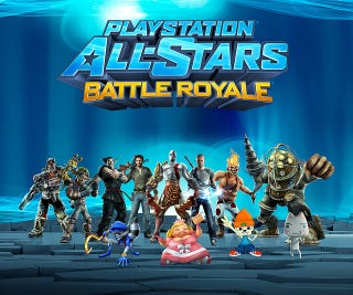 Illustration for article titled PlayStation Plus Subscribers Will Get In First During PlayStation All-Stars' Public Beta This Fall