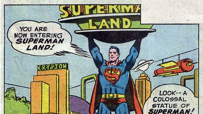 Illustration for article titled Metropolis: The Real-Life Town That Superman Couldn't Save