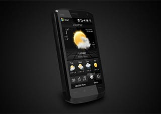 Illustration for article titled HTC Touch HD Gets Beautifully Confirmed in Official Shots, Specs