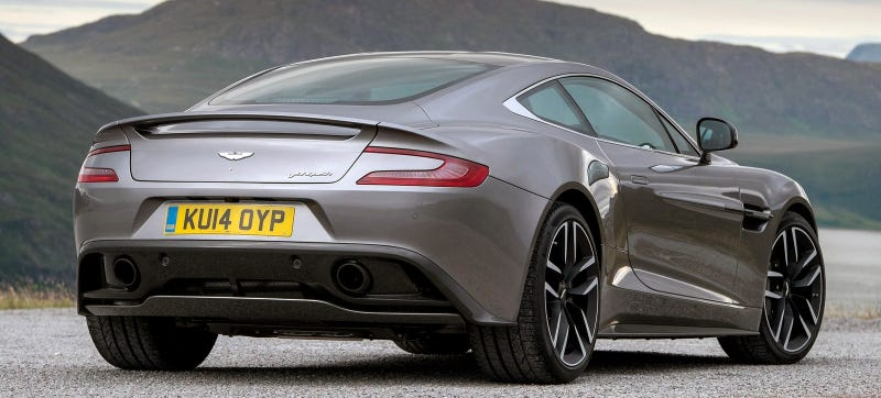Illustration for article titled Aston Martin To Raise Capital For New Models Including (Gulp) SUVs