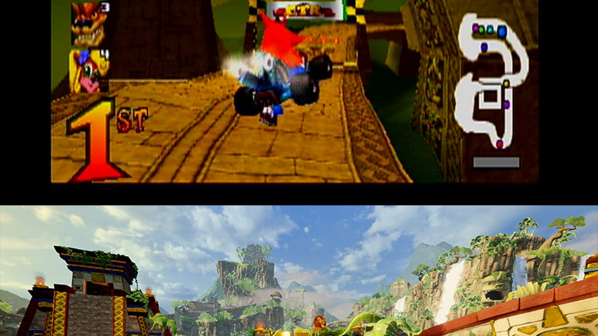 Crash Team Racing Remake Will Release In June 2019