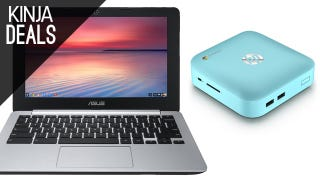 Illustration for article titled Experience Chrome OS on this Cheap Chromebook, or Cheaper Chromebox