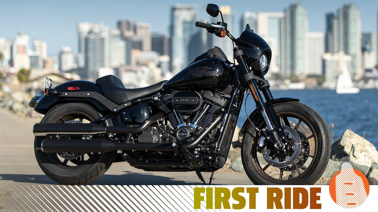 Surprising The 2020 Harley Davidson Low Rider S Is All High Bars And Inzonedesignstudio Interior Chair Design Inzonedesignstudiocom