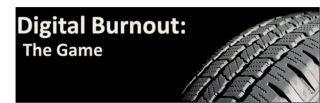 Illustration for article titled Digital Burnout the Game: Brand New Car