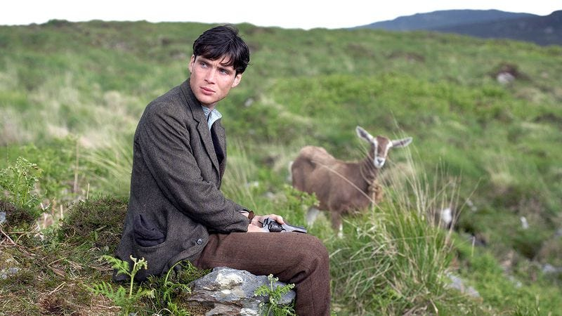 Cillian Murphy in The Wind That Shakes The Barley