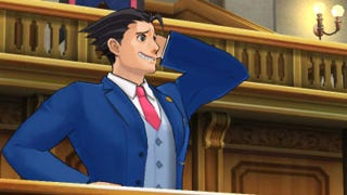 Illustration for article titled Phoenix Wright is Back in These First Ace Attorney 5 Screenshots