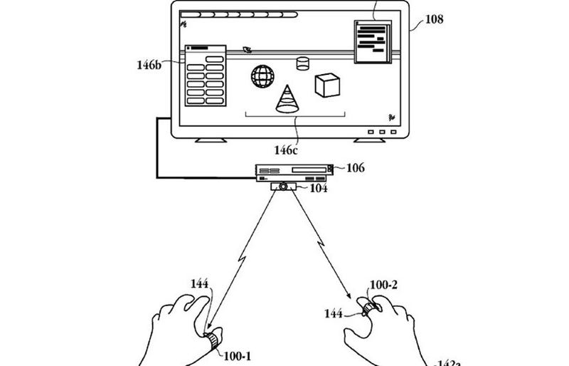 Illustration for article titled Sony Patent Teases Power Ring LED Wiimotes