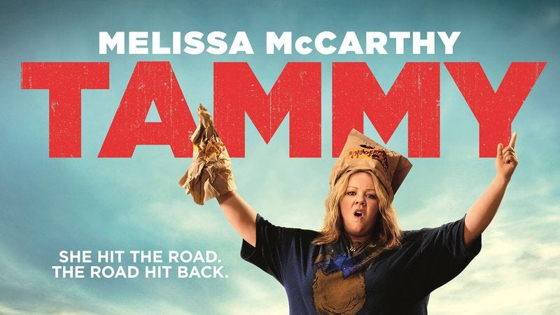 Illustration for article titled Chicago, see Melissa McCarthy in Tammy early and for free