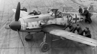 An ME 109 Messerschmitt. (Image: German Federal Archives)