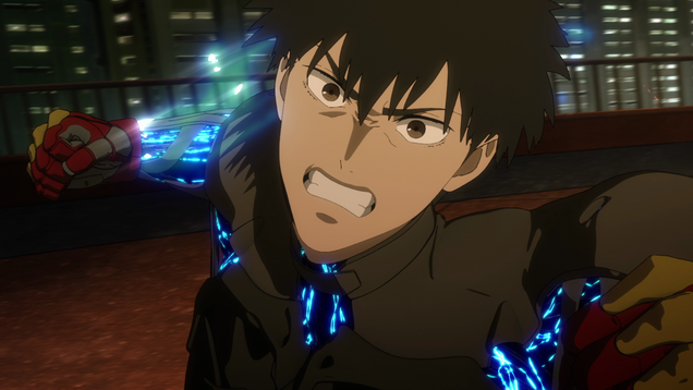 Netflix Debuts Second Teaser Trailer for New Anime Series Spriggan